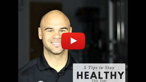 5 Tips to Staying Healthy this Year